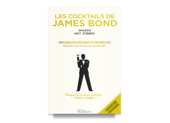 The Cocktails of James Bond
