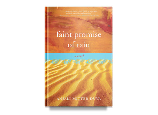 Faint Promise of Rain / Anjali Mitter Duva