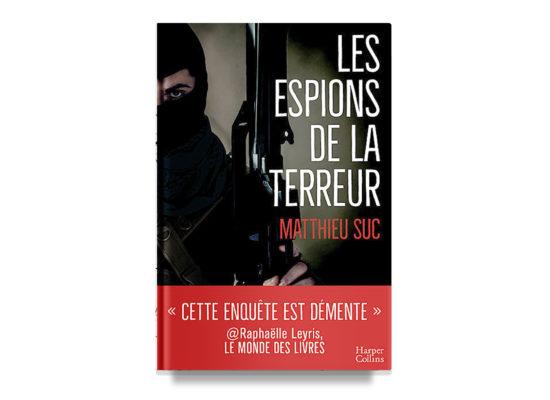 Les espions de la terreur / The Spies of Terror – Suc