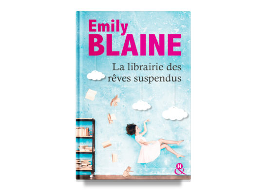 La librairie des rêves suspendus / The Bookshop of Suspended Dreams – Blaine