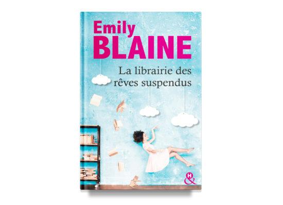 La librairie des rêves suspendus / The Bookshop of Suspended Dreams – Blaine