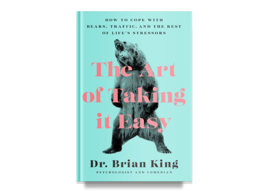THE ART OF TAKING IT EASY / Dr. Brian King