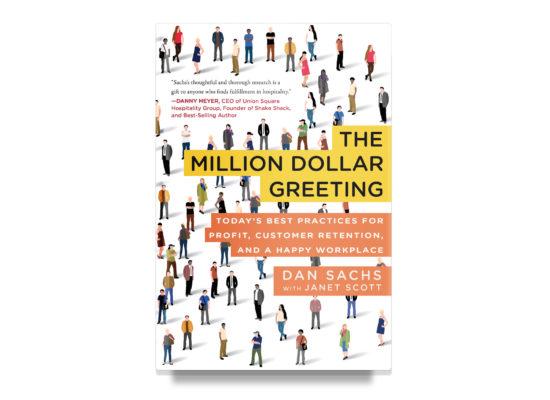 The Million Dollar Greeting / Sachs & Scott
