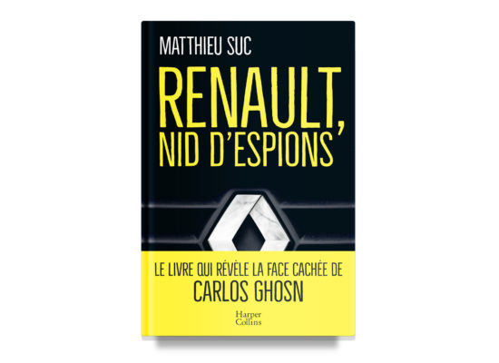 RENAULT, NID D'ESPIONS / RENAULT, NEST OF SPIES – Suc